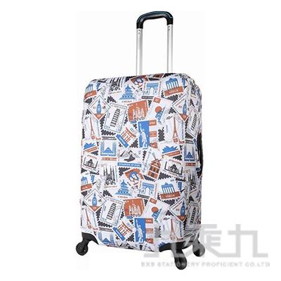 行李箱保護套26~28吋/嬉遊記