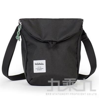 Hellolulu Desi休閒側背包-黑  HL50123-01