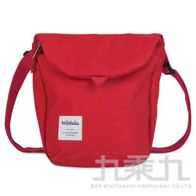 Hellolulu Desi休閒側背包-番茄紅 HL50146-06