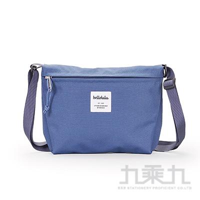 hellolulu DESI 休閒側背包-煙燻藍 HL50146-07