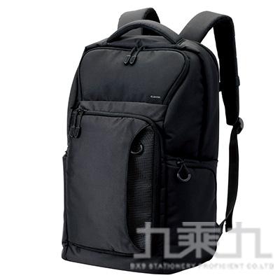 ELECOM 高機能大容量後背包-黑 BM-BP03BK