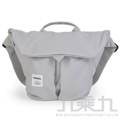 Hellolulu Kasen 輕旅戶外側背包-淺灰 HL50147-04