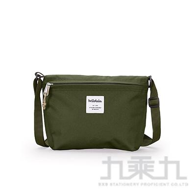Hellolulu CANA隨身側背包-橄欖綠 HL50148-26