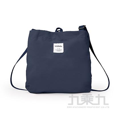 hellolulu EILISH小型側背包-灰藍