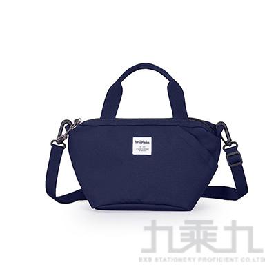 Hellolulu ELLA多功能手提包(S)-深藍