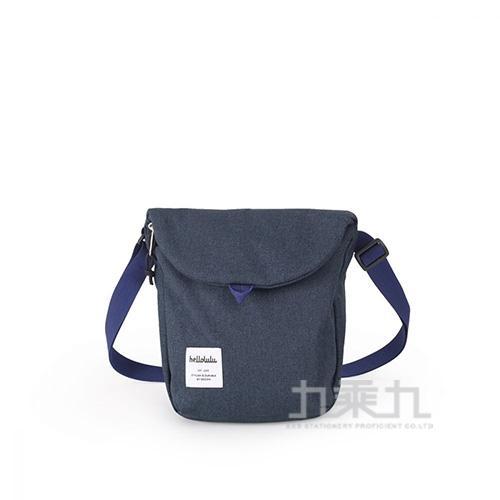 hellolulu DESI休閒側背包-靛藍