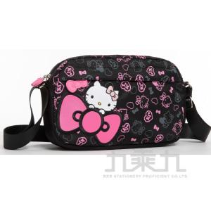 Hello Kitty 繽紛彩糖系列側背包(小) KT01A01BK