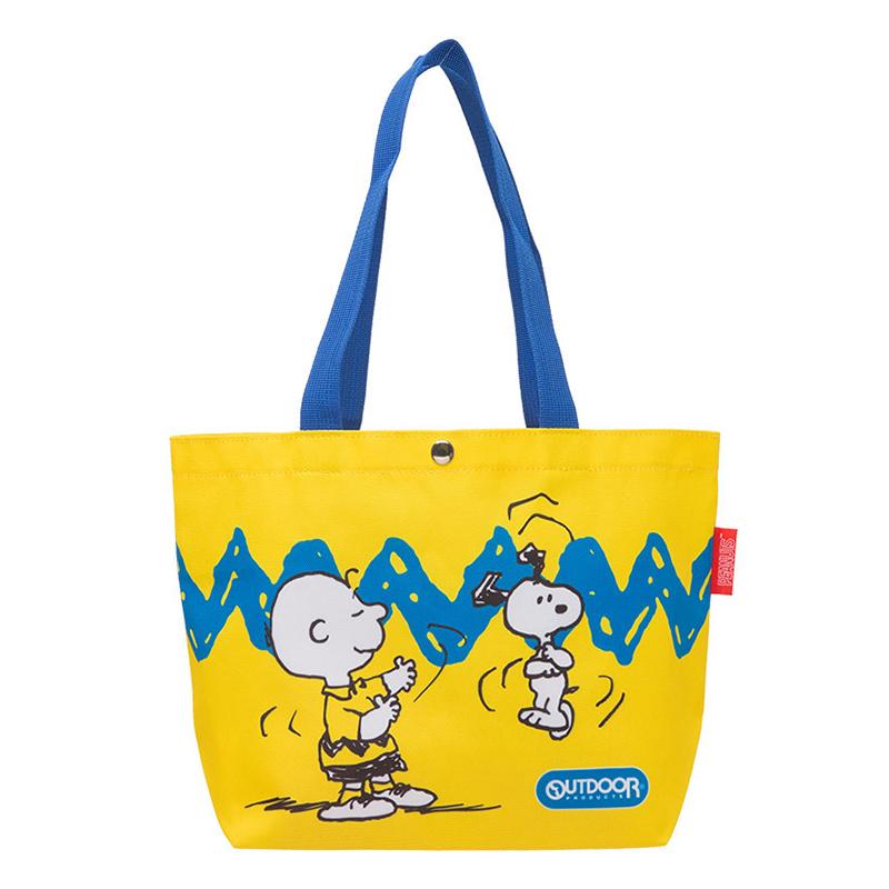 SNOOPY聯名購物袋(與查理布朗)