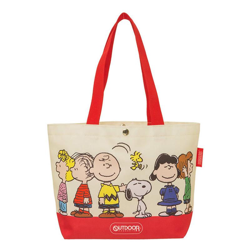 SNOOPY聯名購物袋(與好朋友們)