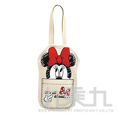 迪士尼造型飲料袋-口袋米妮
