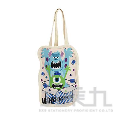 迪士尼造型飲料袋-大眼毛怪