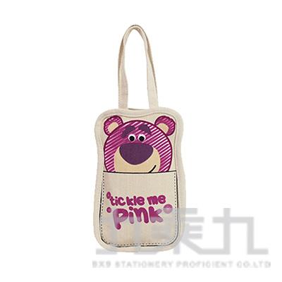 迪士尼造型飲料袋-口袋熊抱