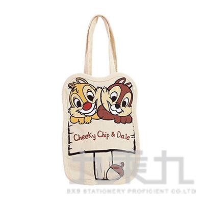 迪士尼造型飲料袋-標示奇蒂