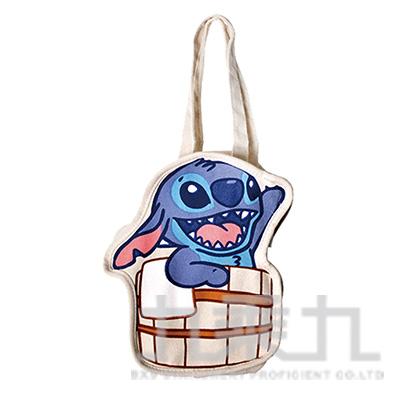 迪士尼造型飲料袋-泡澡史迪奇