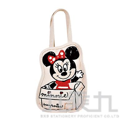 迪士尼造型飲料袋-紙盒米妮