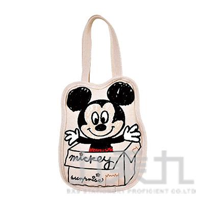 迪士尼造型飲料袋-紙盒米奇