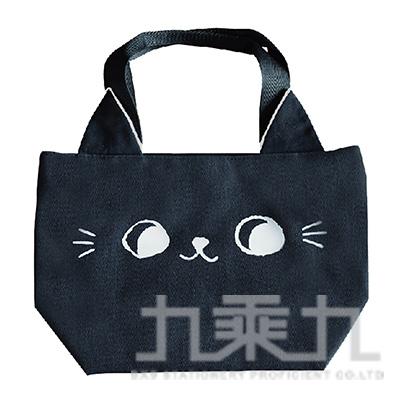 O-cat貓耳小提袋(黑) JBG-194B