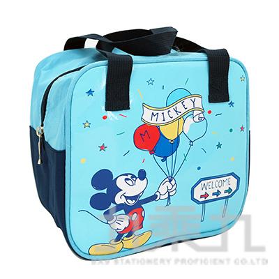迪士尼方形手提袋(II)-米奇(藍)
