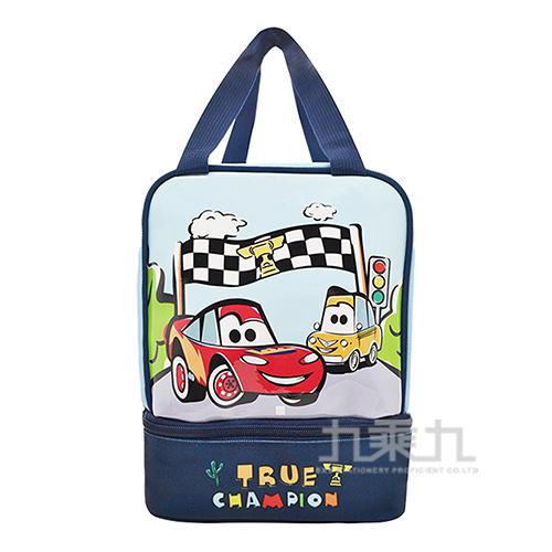 迪士尼雙層便當袋-CARS