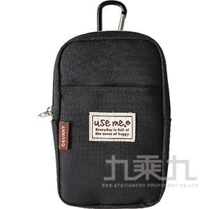 USE ME 多功能收納腰掛包(黑)SPC-232B