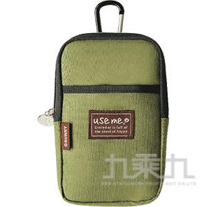 USE ME 多功能收納腰掛包(綠)SPC-232E