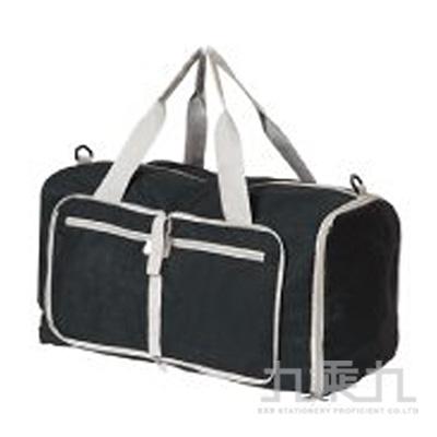 萬用摺疊側背袋(黑)-簡單生活 CZ-275B