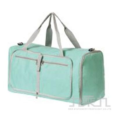 萬用摺疊側背袋(綠)-簡單生活 CZ-275D