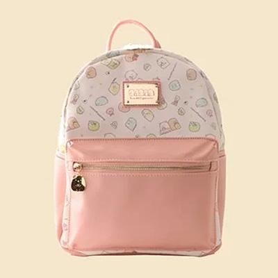 歡樂時光後背包-粉色PK