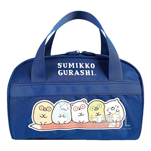 輕巧小手提包-寶藍B