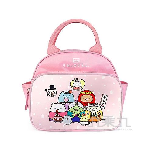 角落小夥伴電影版魔法繪本手提包-粉紅PK