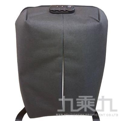 Heyme 高級運動防盜全能背包升級版-黑