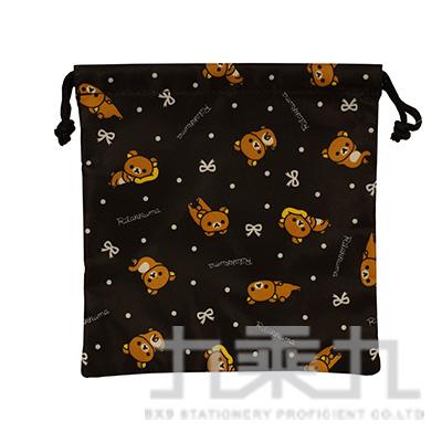 拉拉熊束口袋蝴蝶結版 RKB25014C