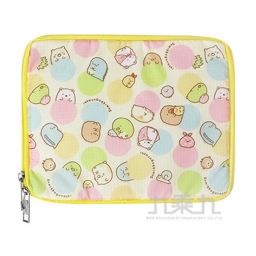 角落旅行衣物收納袋(小)-黃版 SG33114C