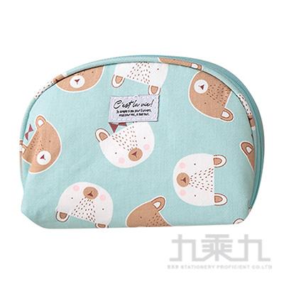 收納包(禮物盒子-藍熊) 72099