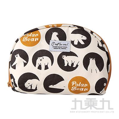 收納包(禮物盒子-白熊) 72100