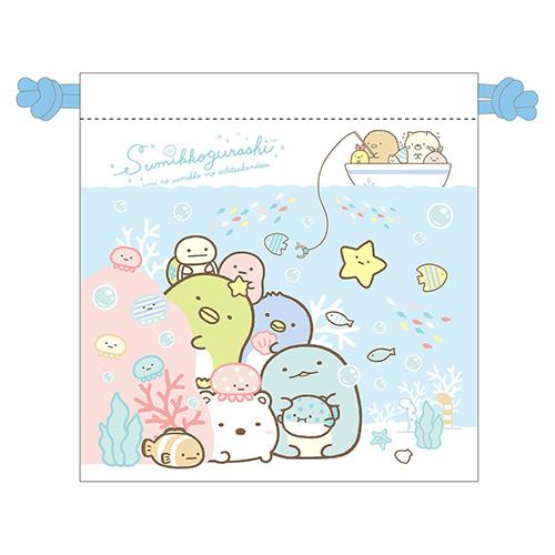 小夥伴束口袋B-海洋