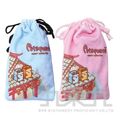 方塊寵物束口袋-小 SQ190403