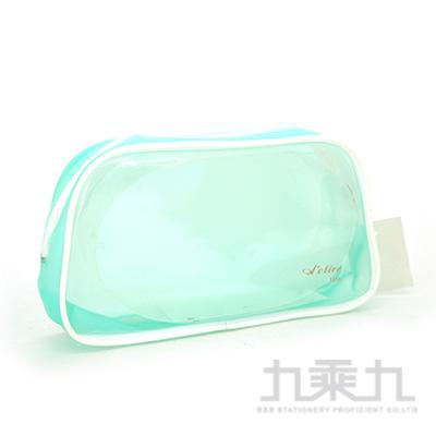 ACTIVELIFE長透明袋(藍綠) KWP-02C