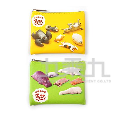 休眠動物園方型零錢包 SLDP150-1