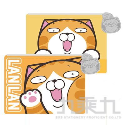 白爛貓多功能零錢包 LCDP150-1 (恕不挑款)