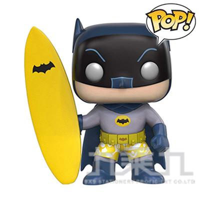 POP! 英雄系列:DC系列-蝙蝠俠(滑板)  FU10866