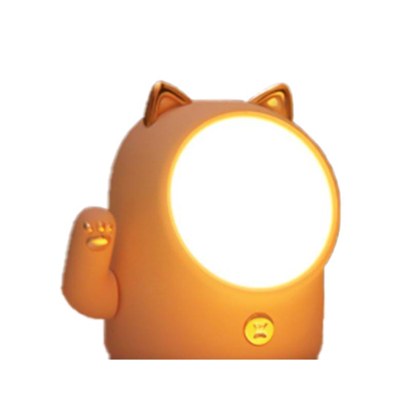 CStar 招財貓三色調光小夜燈(混色) LD37(款式隨機出貨)