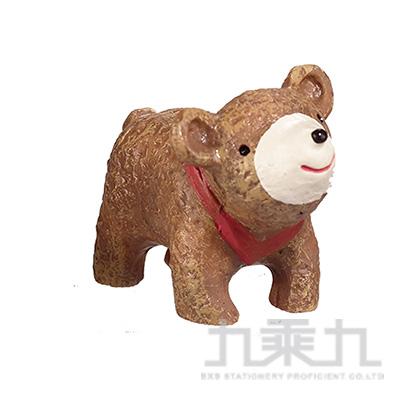 療癒擺飾小物-熊