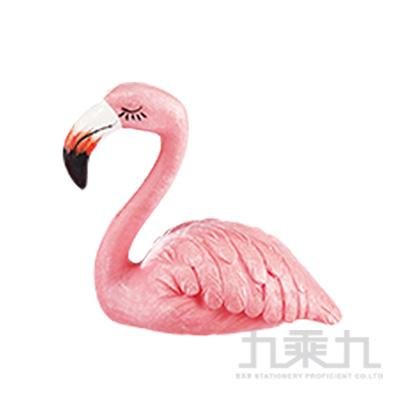 療癒擺飾小物-紅鶴(小)B