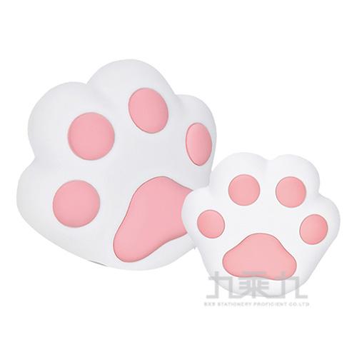 Beson貓掌小夜燈-粉色
