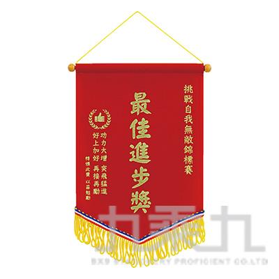 最愛獎迷你錦旗-最佳進步獎