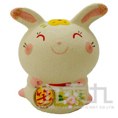 微笑最棒擺飾-兔6cm K8053