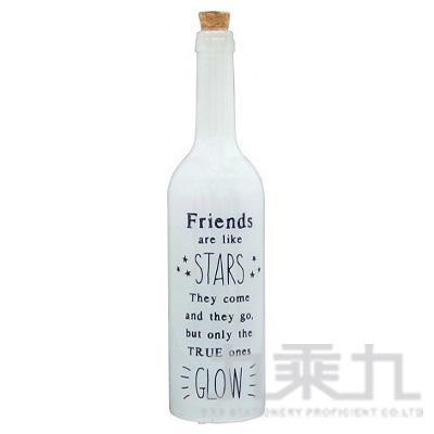 酒瓶燈飾STAR-白  BOLIGLWH