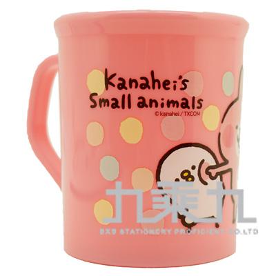 卡娜赫拉PP300cc圓筒水杯搓臉粉版 KS65061A