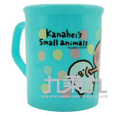 卡娜赫拉PP300cc圓筒水杯搓臉藍版 KS65061B